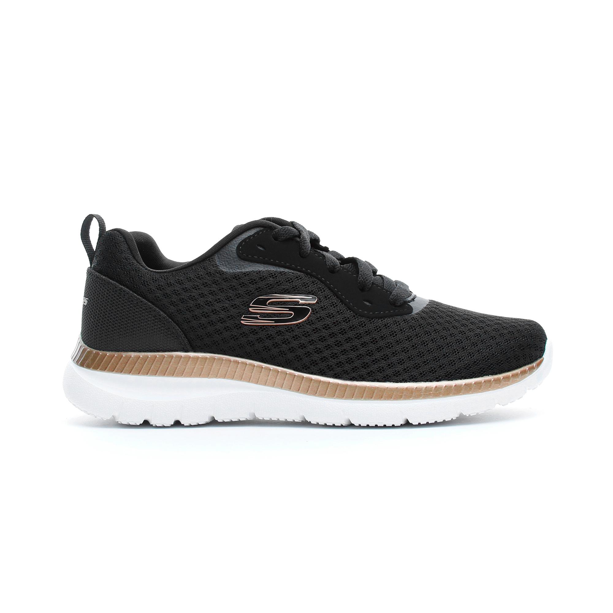 Skechers Bountiful Kadın Siyah Spor Ayakkabı
