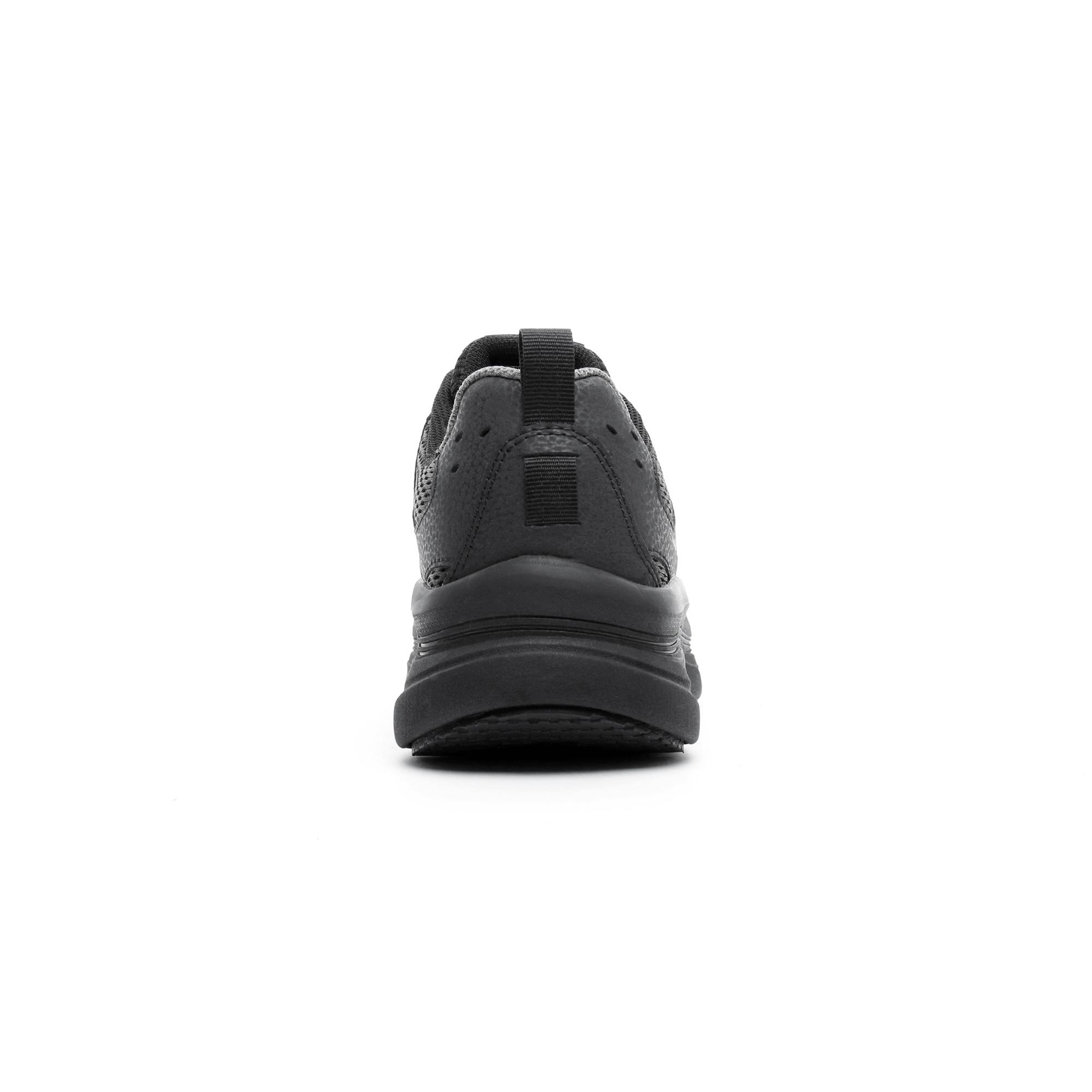 Skechers D'Lux Walker Erkek Siyah Spor Ayakkabı