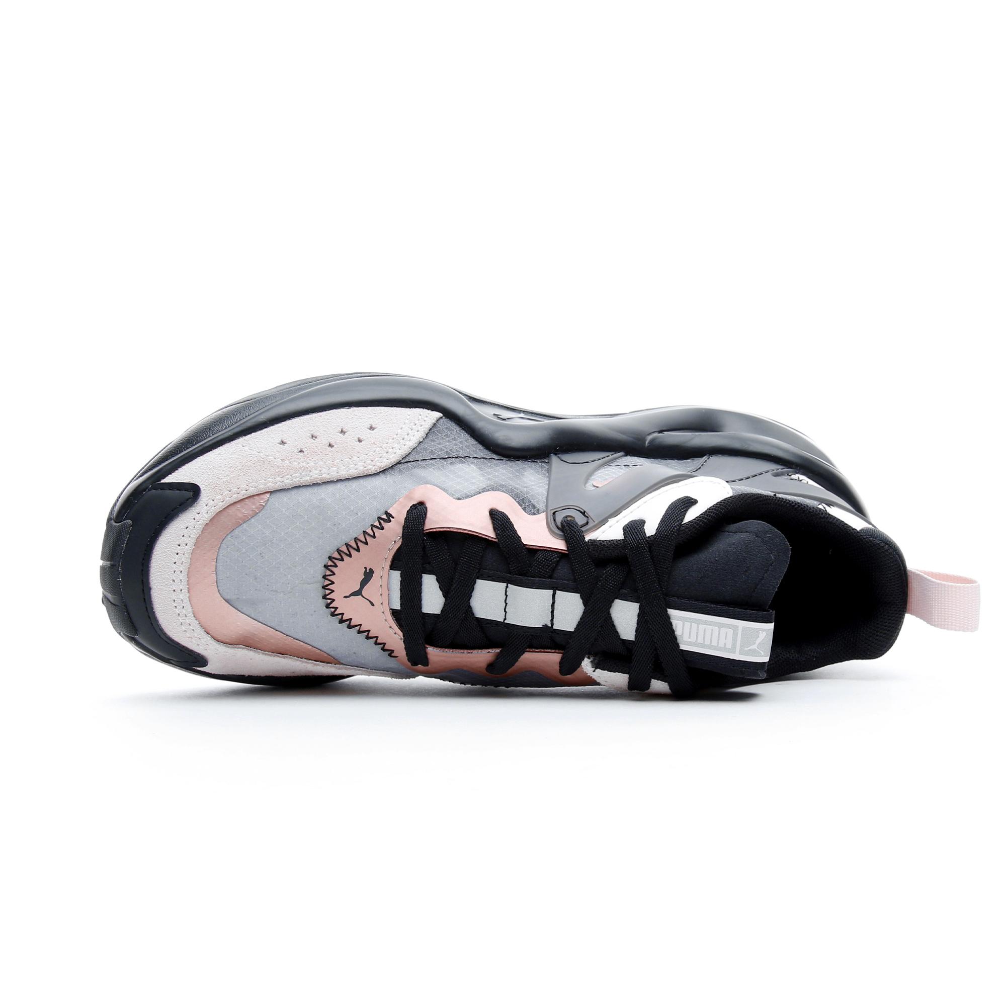 Puma Rise Kadın Kahverengi Spor Ayakkabı