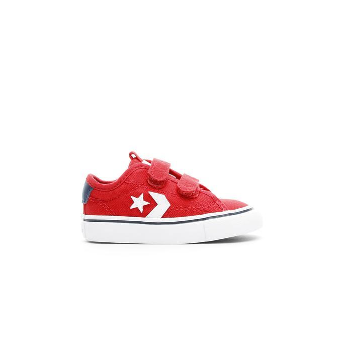 Converse Star Replay 2V Bebek Kırmızı Sneaker