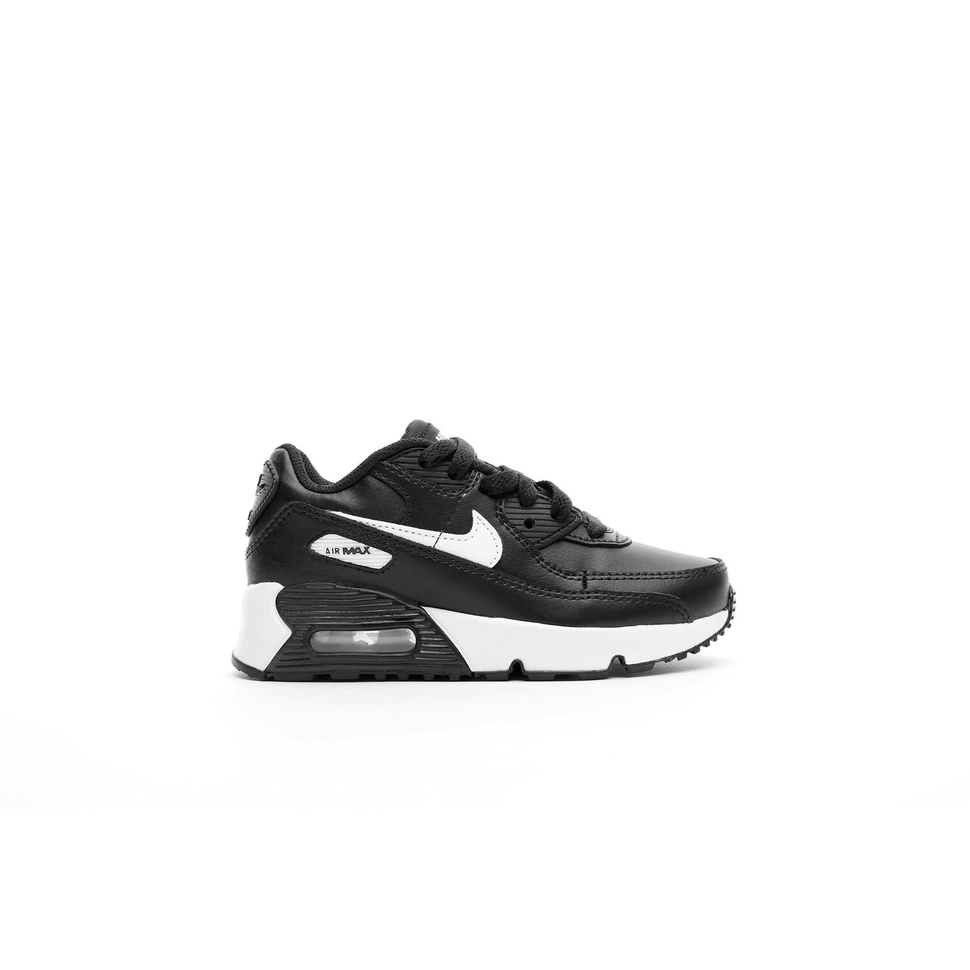 Nike Air Max 90 LTR Çocuk Siyah Spor Ayakkabı