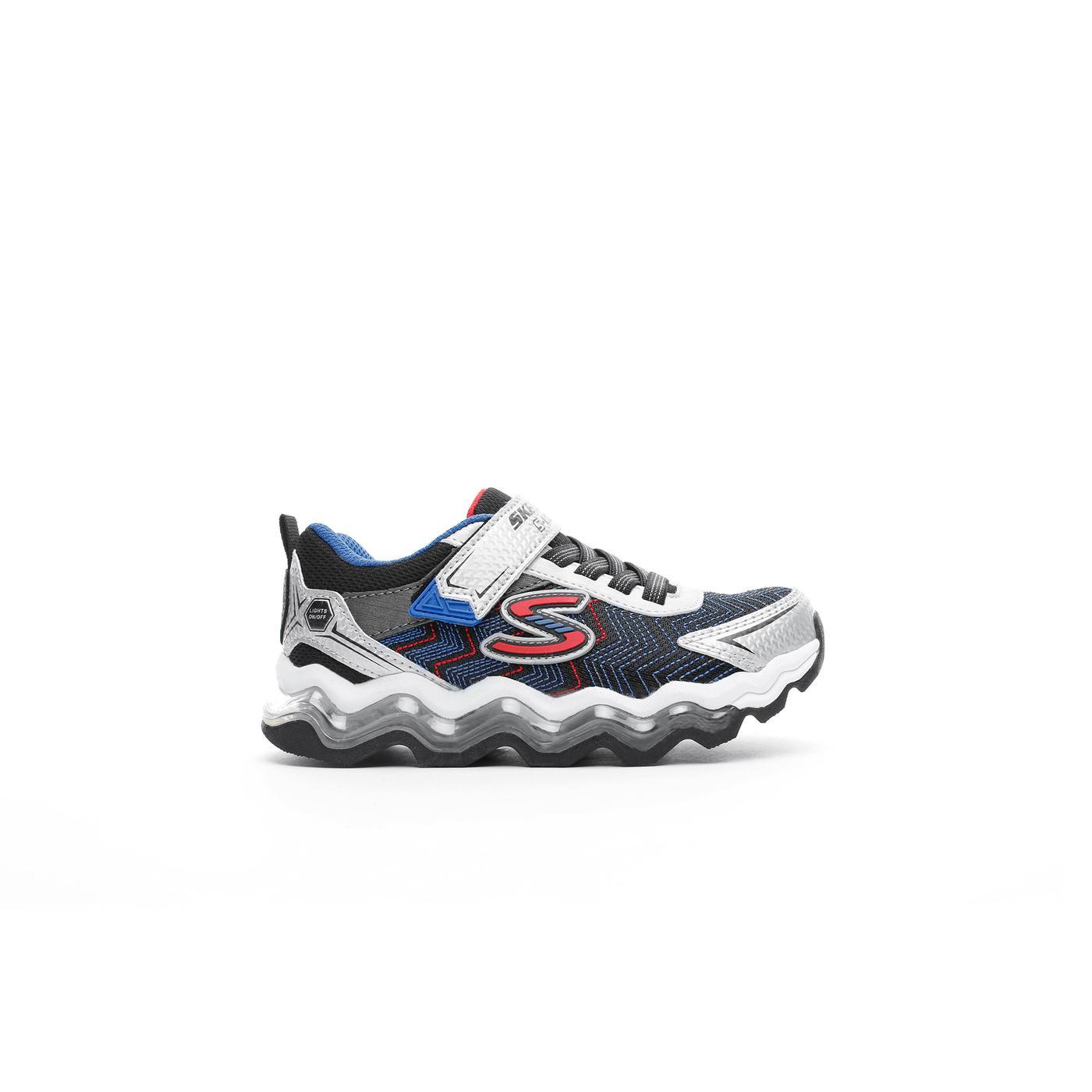 Skechers Turbowave Çocuk Gri Spor Ayakkabı