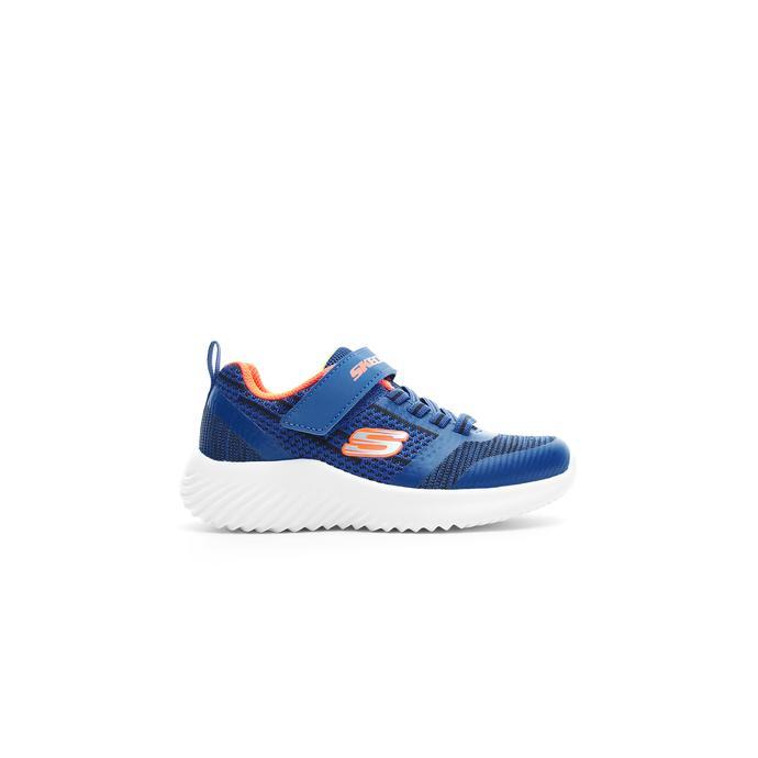 Skechers Bounder - Zallow Çocuk Mavi Spor Ayakkabı