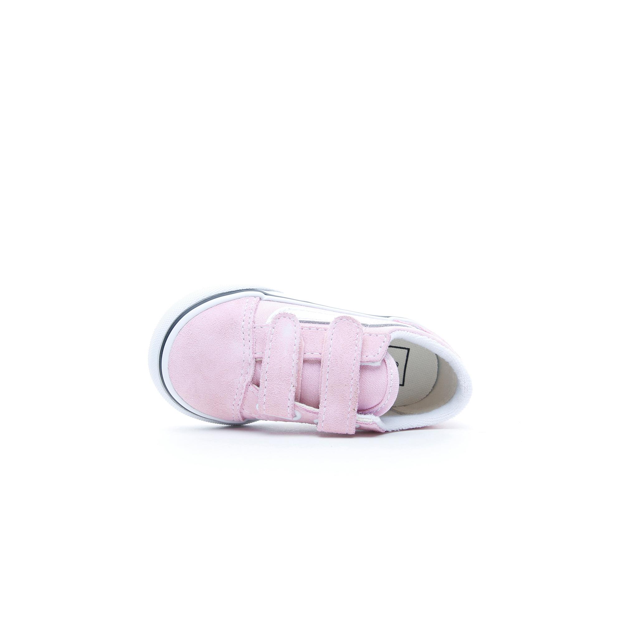 Vans Old Skool V Bebek Pembe Sneaker