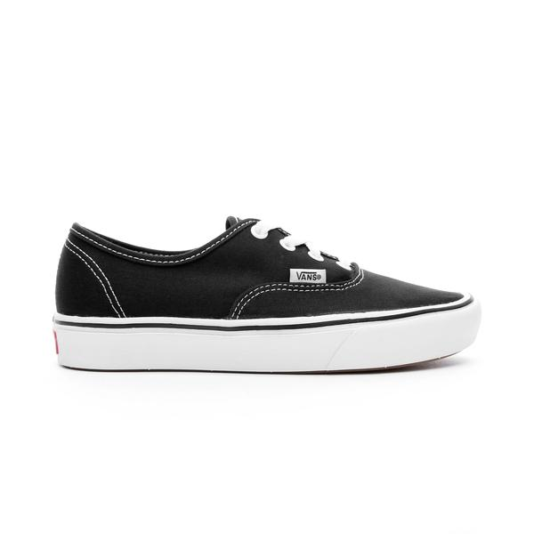 Vans ComfyCush Authentic Unisex Siyah Sneaker