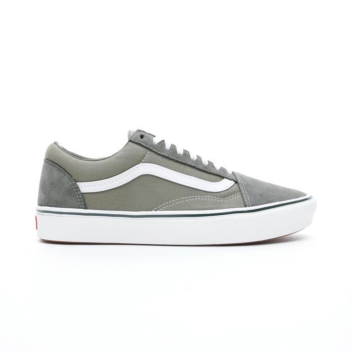 Vans ComfyCush Old Skool Unisex Yeşil Sneaker