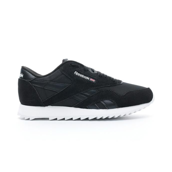 Reebok Classic Nylon Ripple Siyah Kadın Spor Ayakkabı