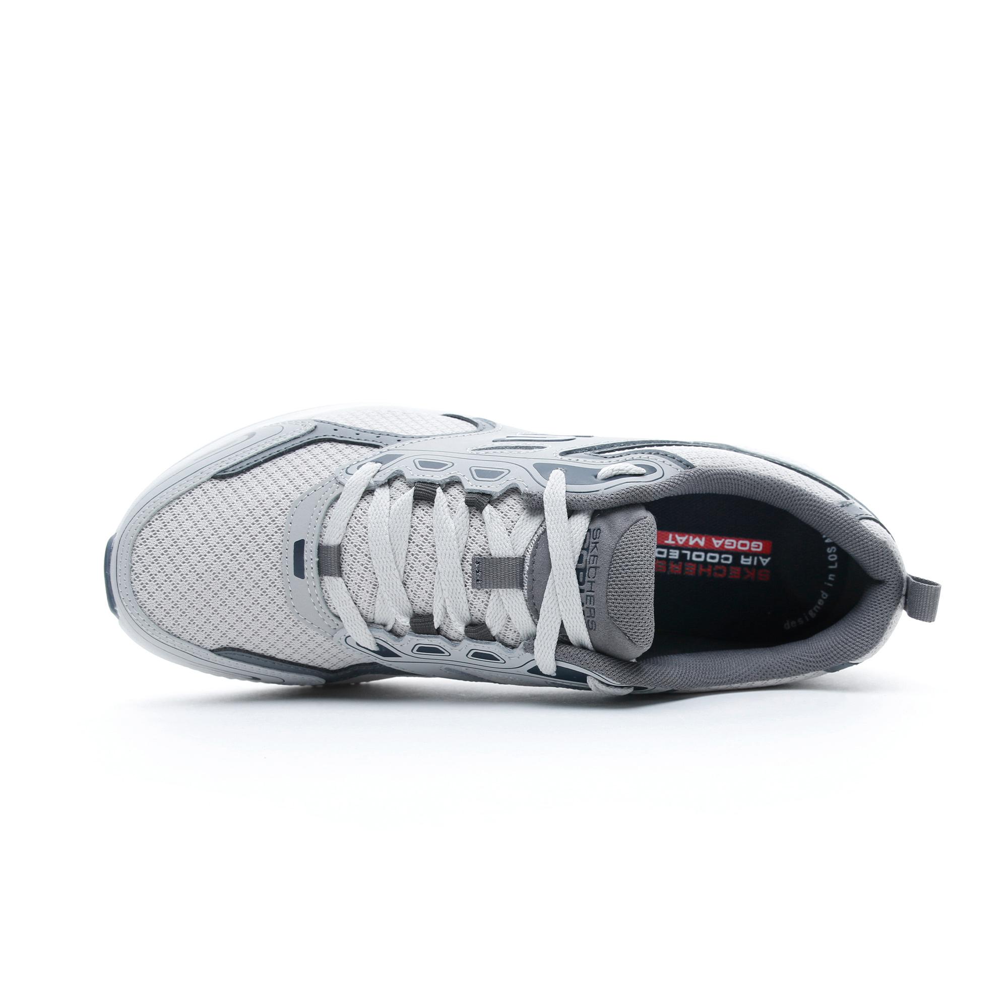 Skechers Go Run Consistent Erkek Gri Spor Ayakkabı