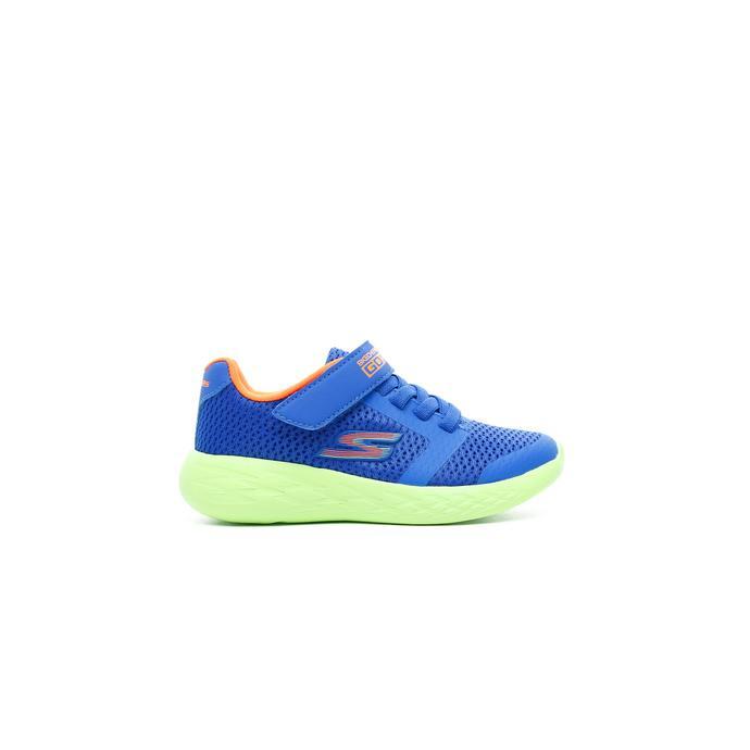 Skechers Go Run 600 - Roxlo Çocuk Mavi Spor Ayakkabı