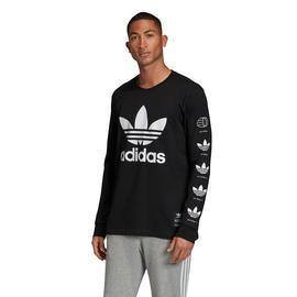 adidas Trefoil Hist 02 Erkek Siyah T-Shirt