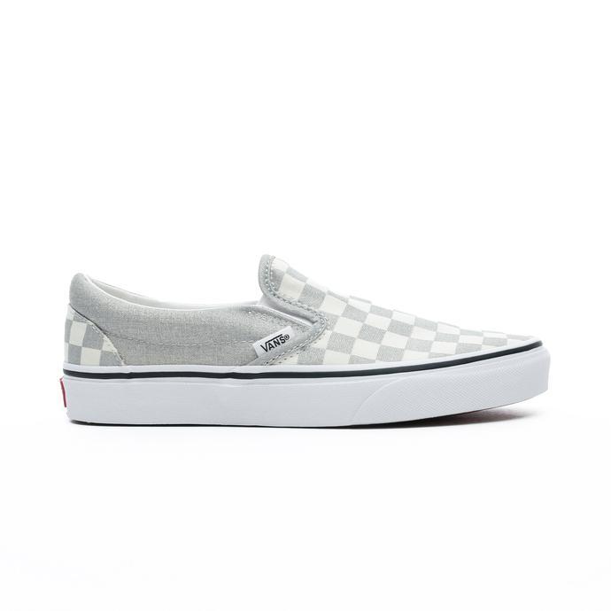 Vans Classic Slip-On Kadın Gri Sneaker