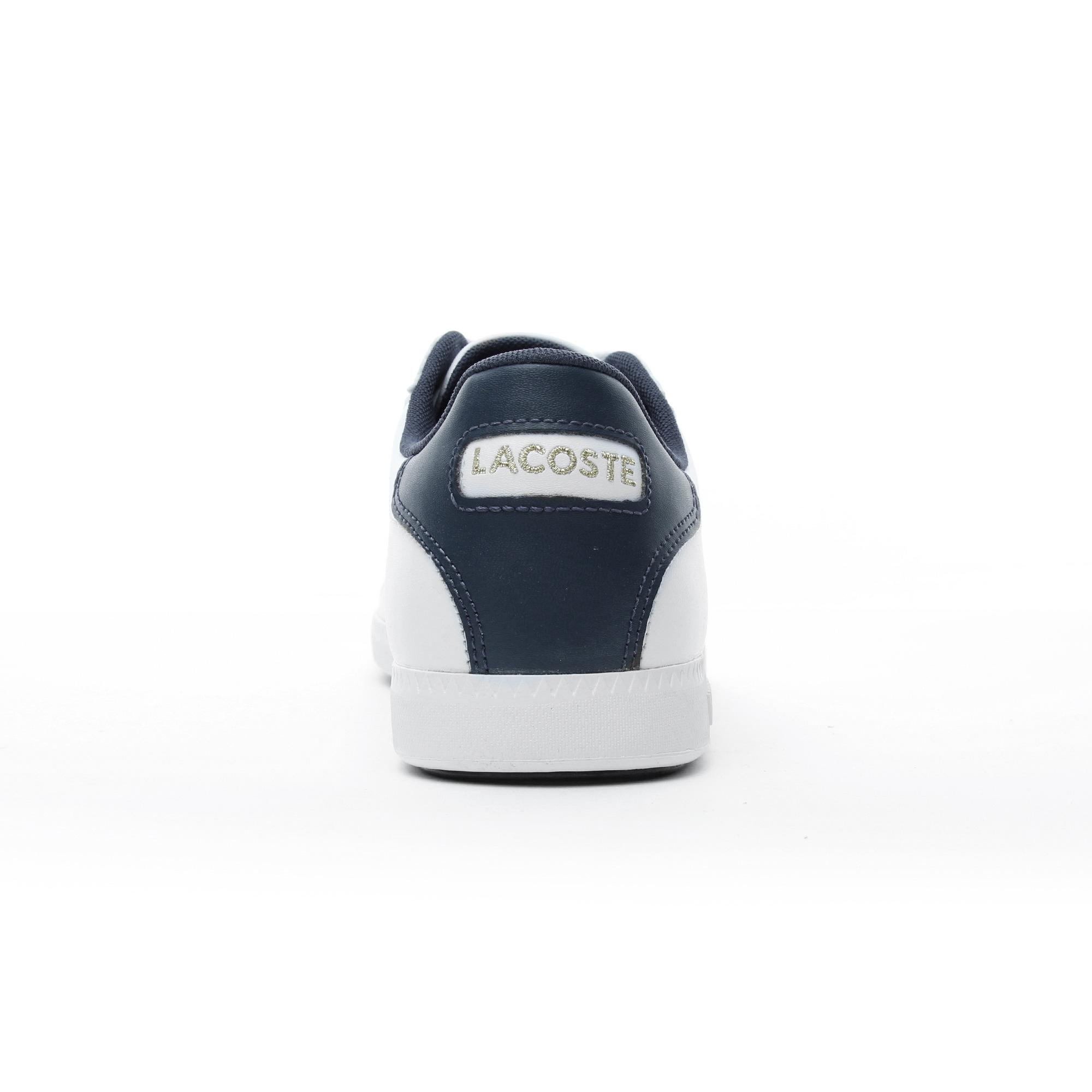 Lacoste Graduate TRI1 Sma Erkek Beyaz Günlük Ayakkabı