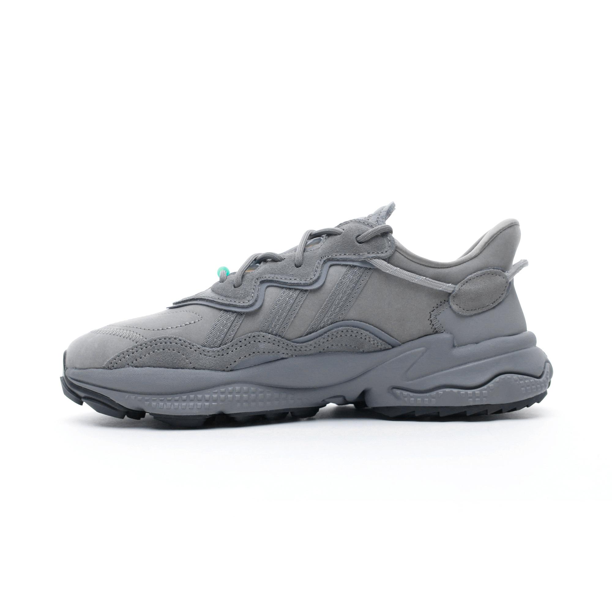 adidas Ozweego TR Erkek Gri Spor Ayakkabı