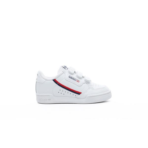 adidas Continental 80 Bebek Beyaz Spor Ayakkabı