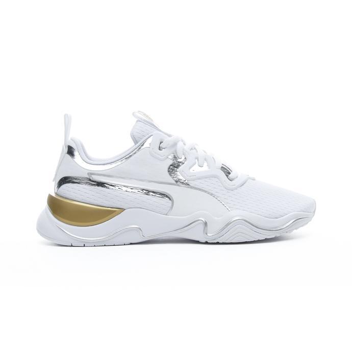 Puma Zone XT Metal Kadın Beyaz Spor Ayakkabı