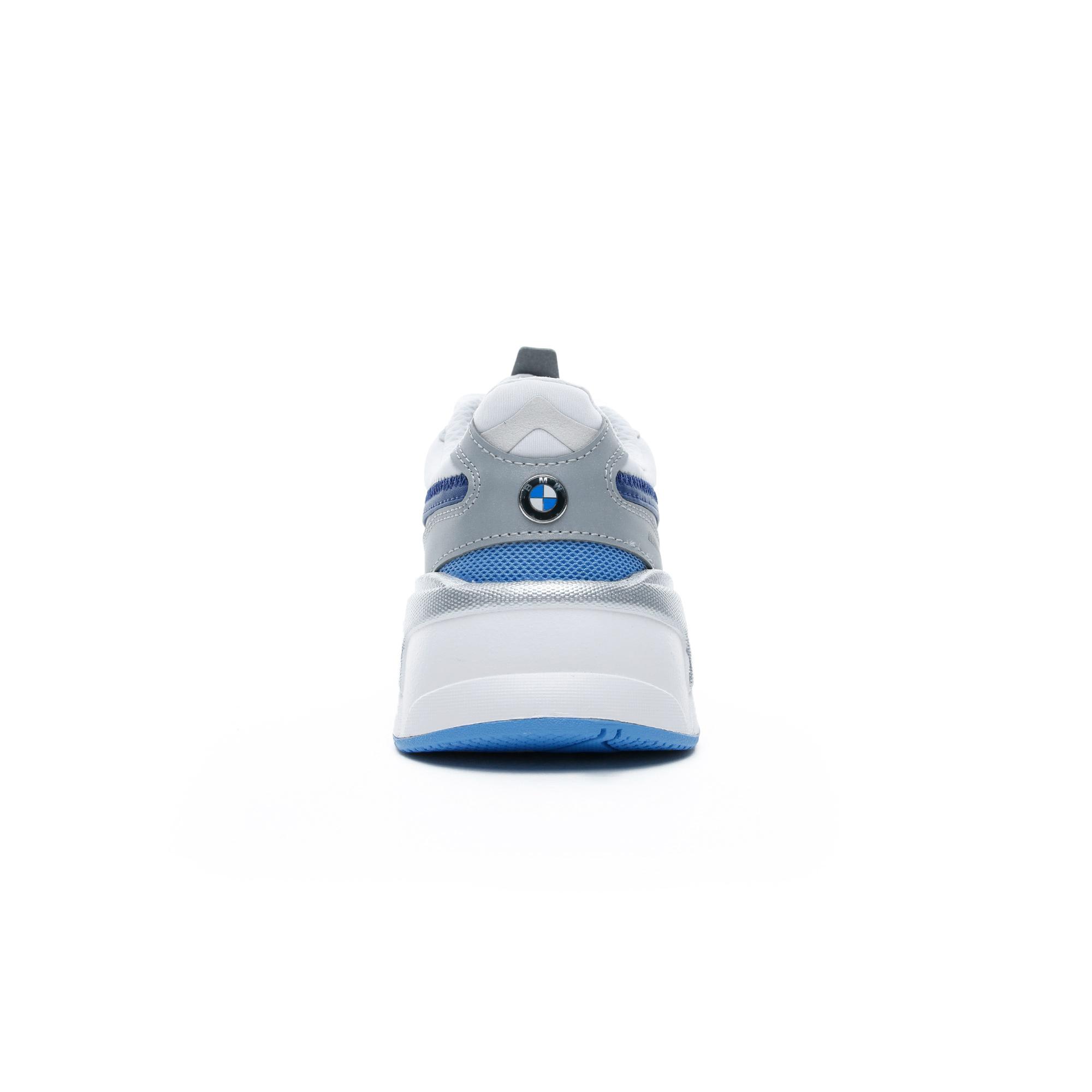 Puma BMW MMS RS-Cube Erkek Gri Spor Ayakkabı