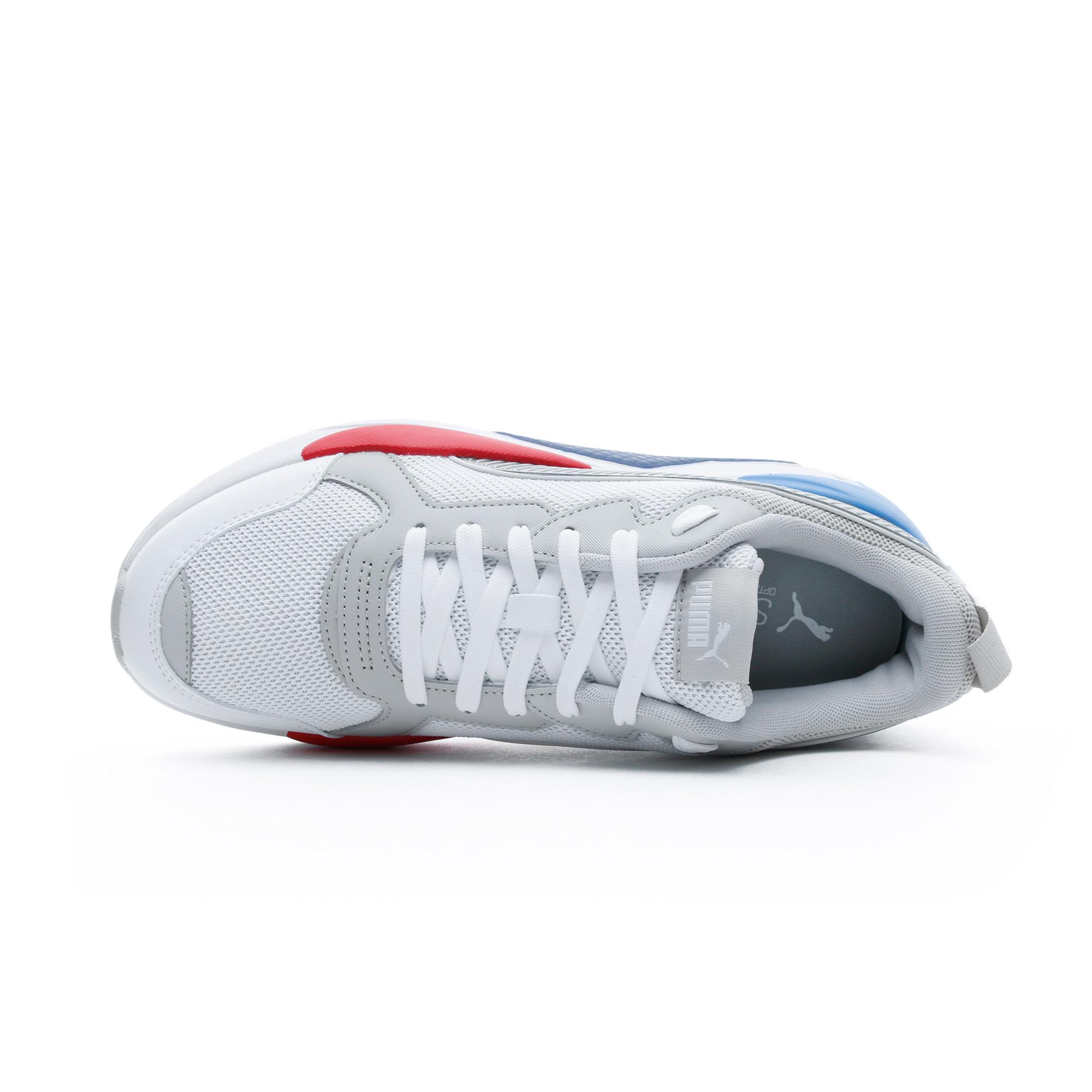 Puma BMW MMS X-Ray Erkek Gri Spor Ayakkabı