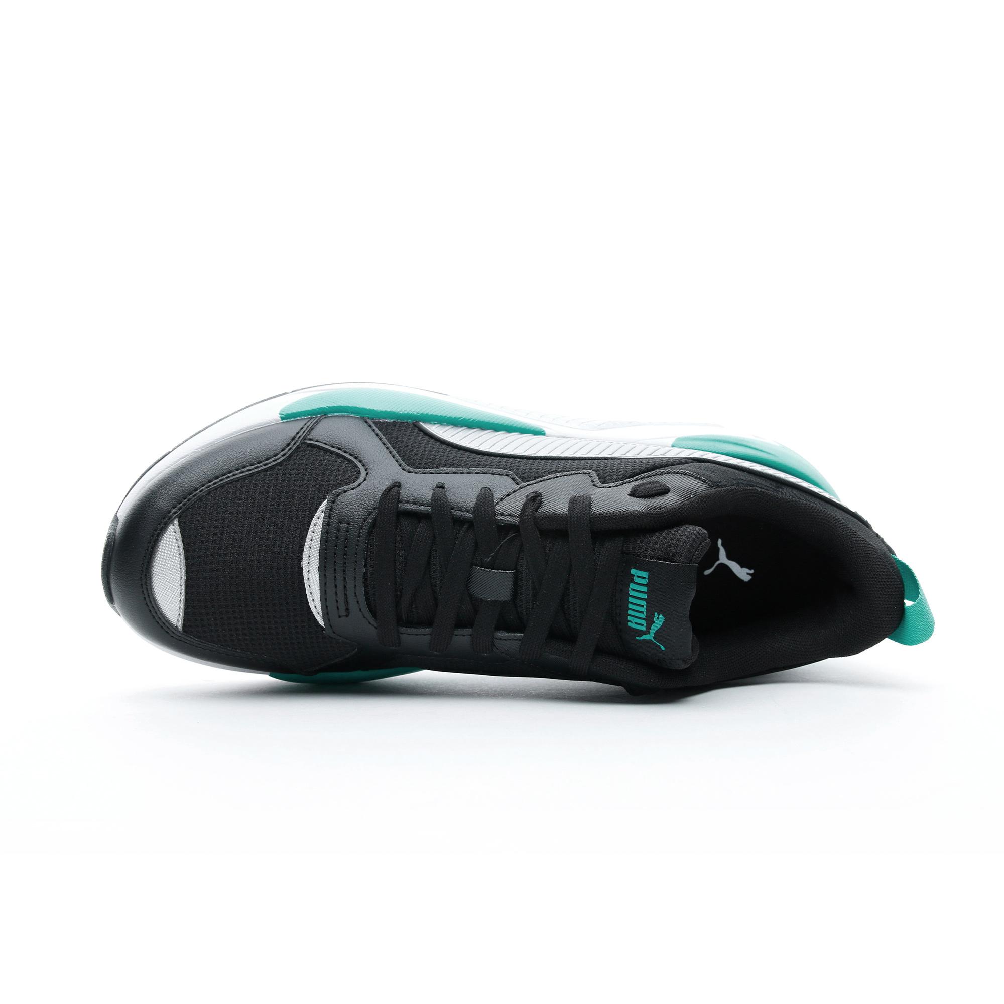 Puma Mercedes APM X-Ray Erkek Siyah Spor Ayakkabı
