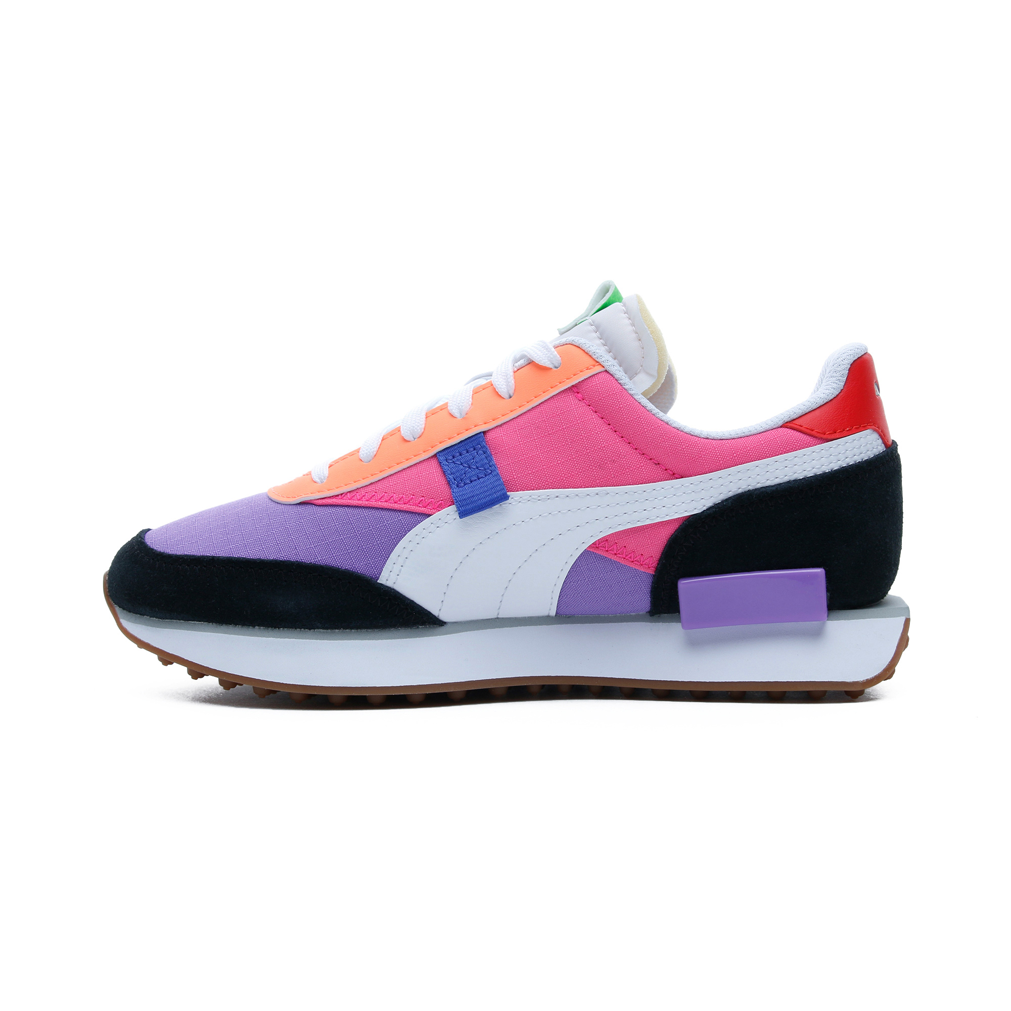 Puma Rider Game On Kadın Renkli Spor Ayakkabı