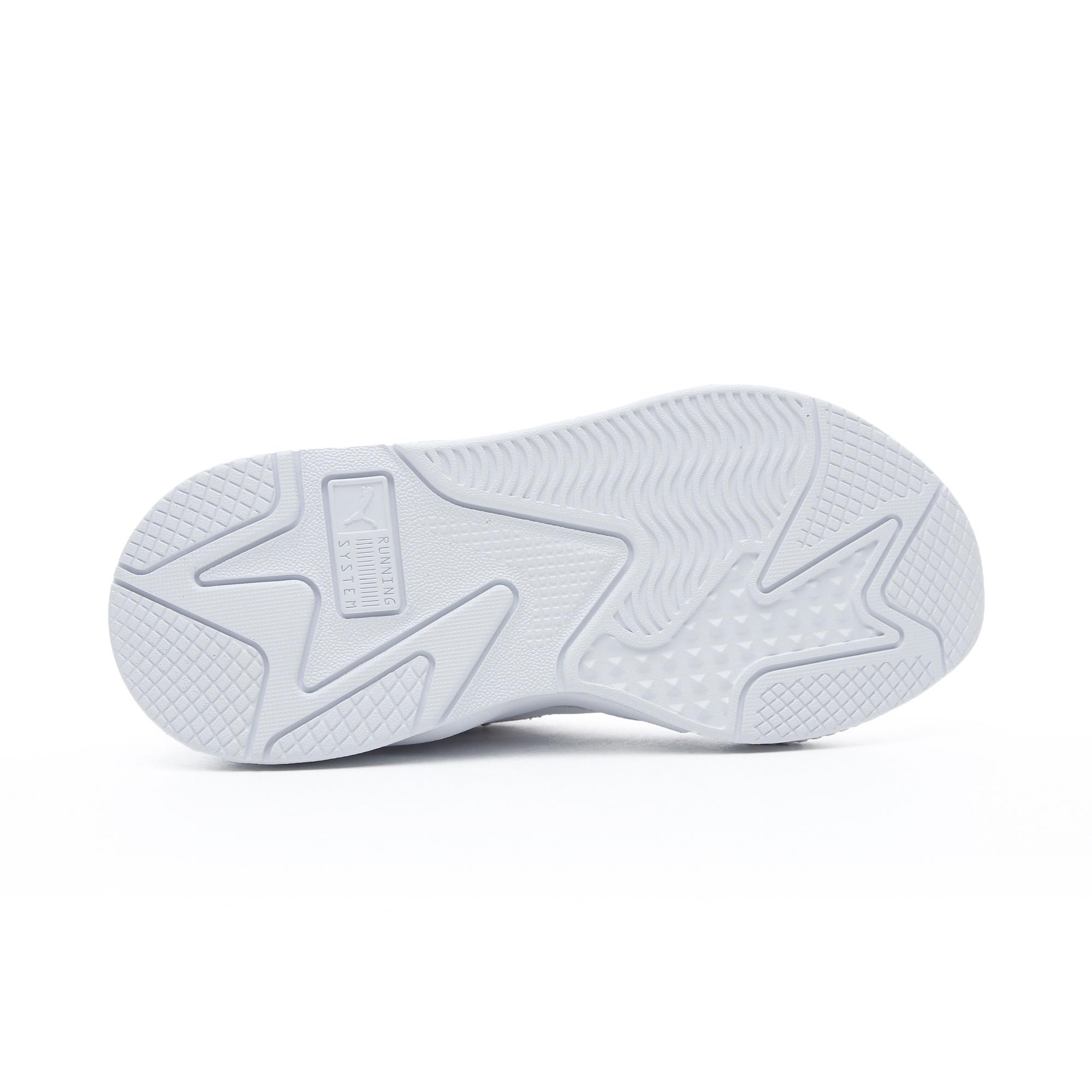 Puma RS-X³ Puzzle Kadın Beyaz Spor Ayakkabı