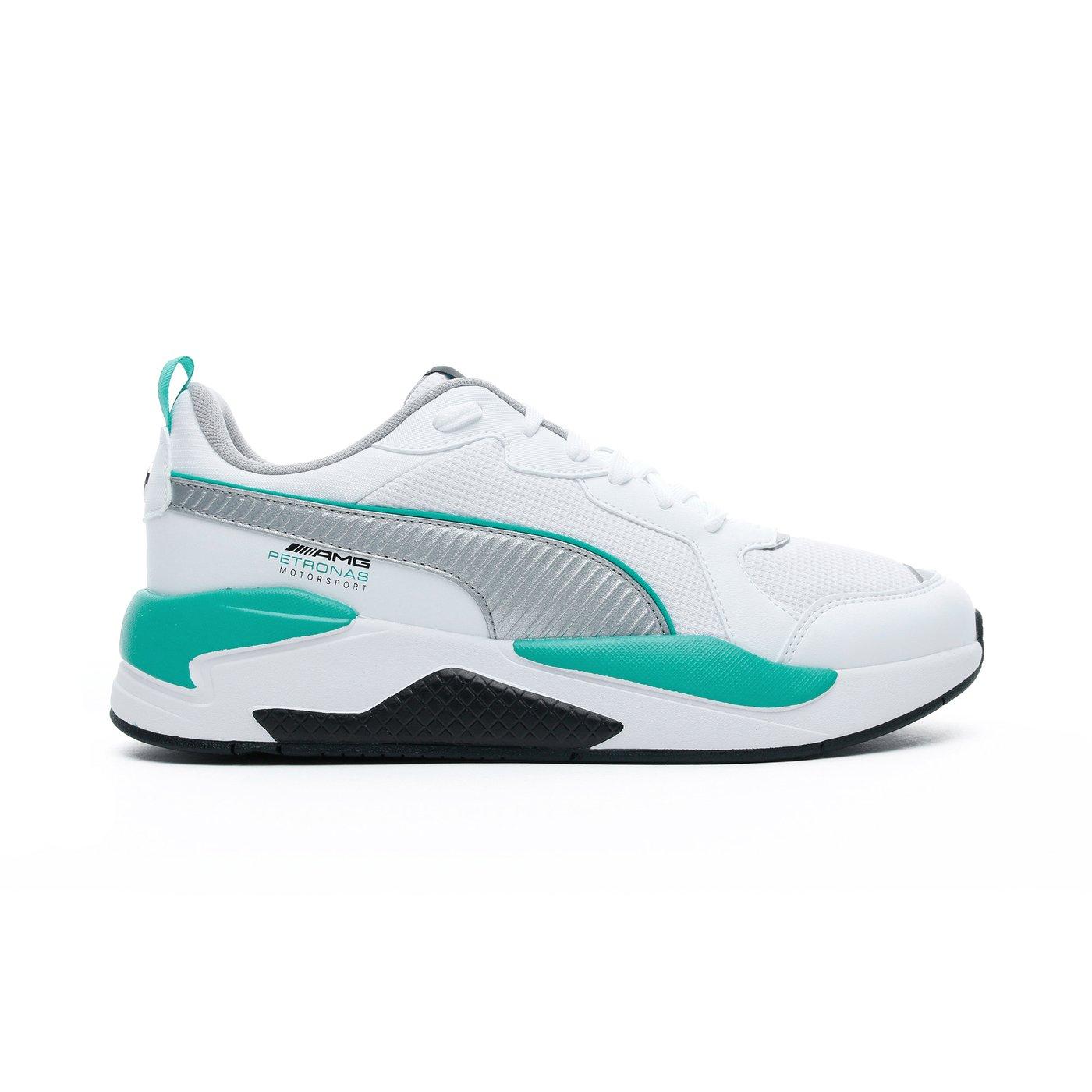 Puma Mercedes APM X-Ray Erkek Beyaz Spor Ayakkabı