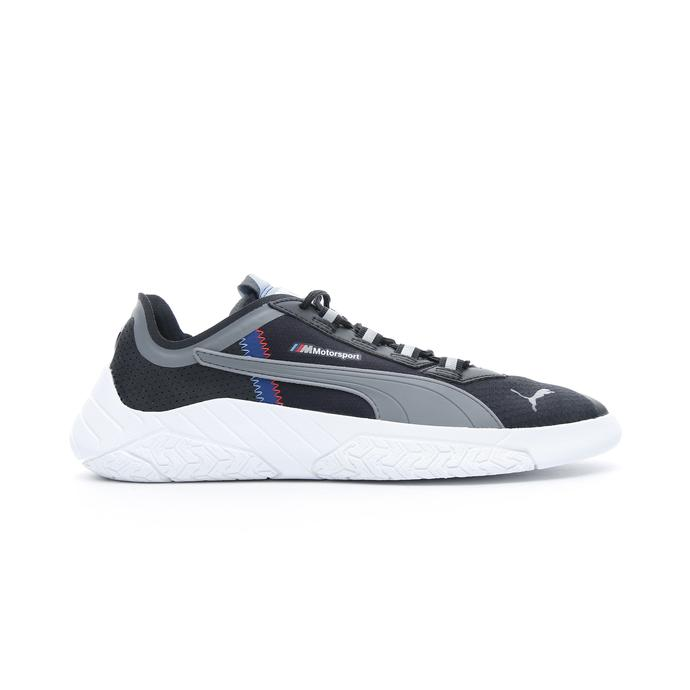 Puma BMW MMS Replicat-X Erkek Siyah Spor Ayakkabı