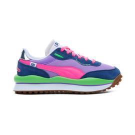 Puma Rider 020 Game On Kadın Renkli Spor Ayakkabı