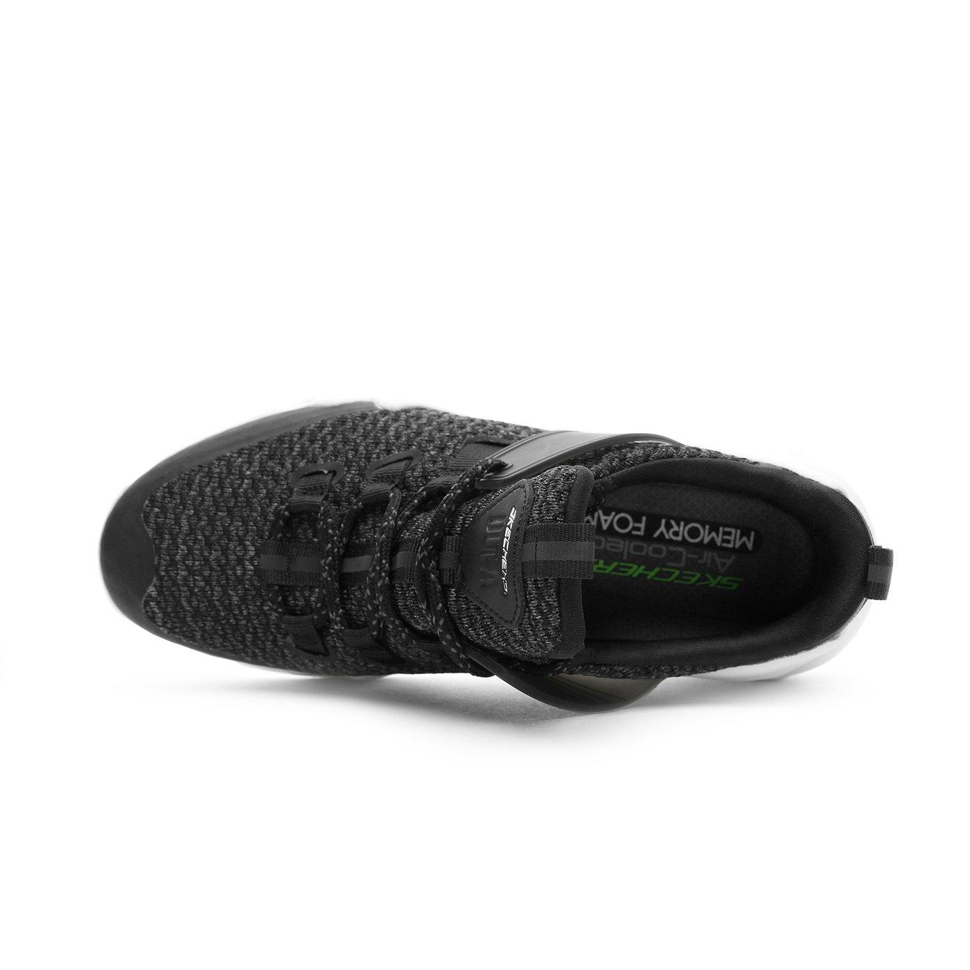 Skechers DLT-A Siyah Erkek Spor Ayakkabı