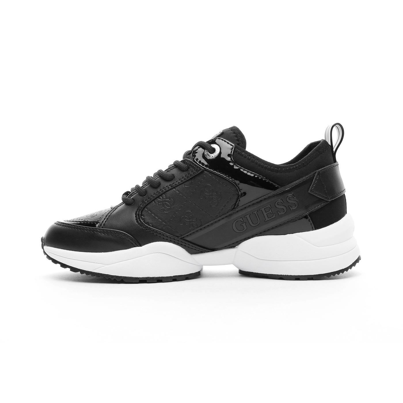 Guess Breeta Kadın Siyah Spor Ayakkabı