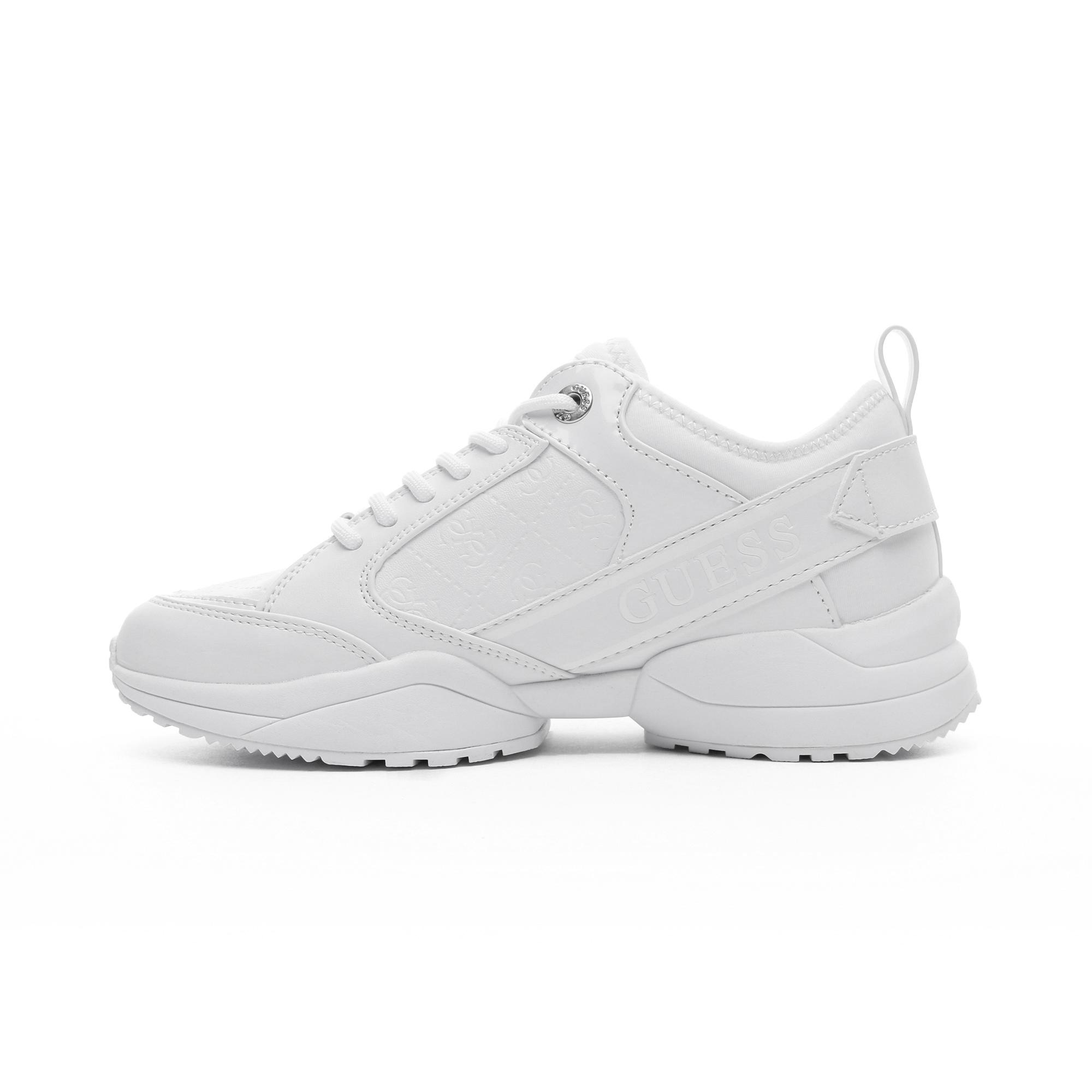 Guess Breeta Kadın Beyaz Spor Ayakkabı