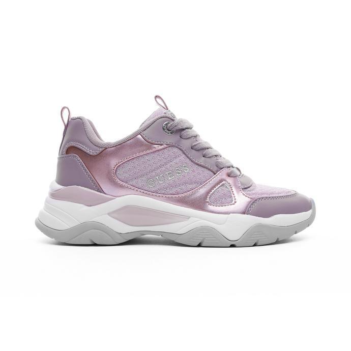 Guess Flaus Kadın Mor Spor Ayakkabı
