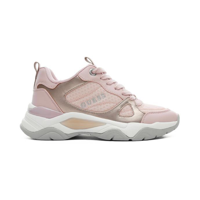 Guess Flaus Kadın Pembe Spor Ayakkabı