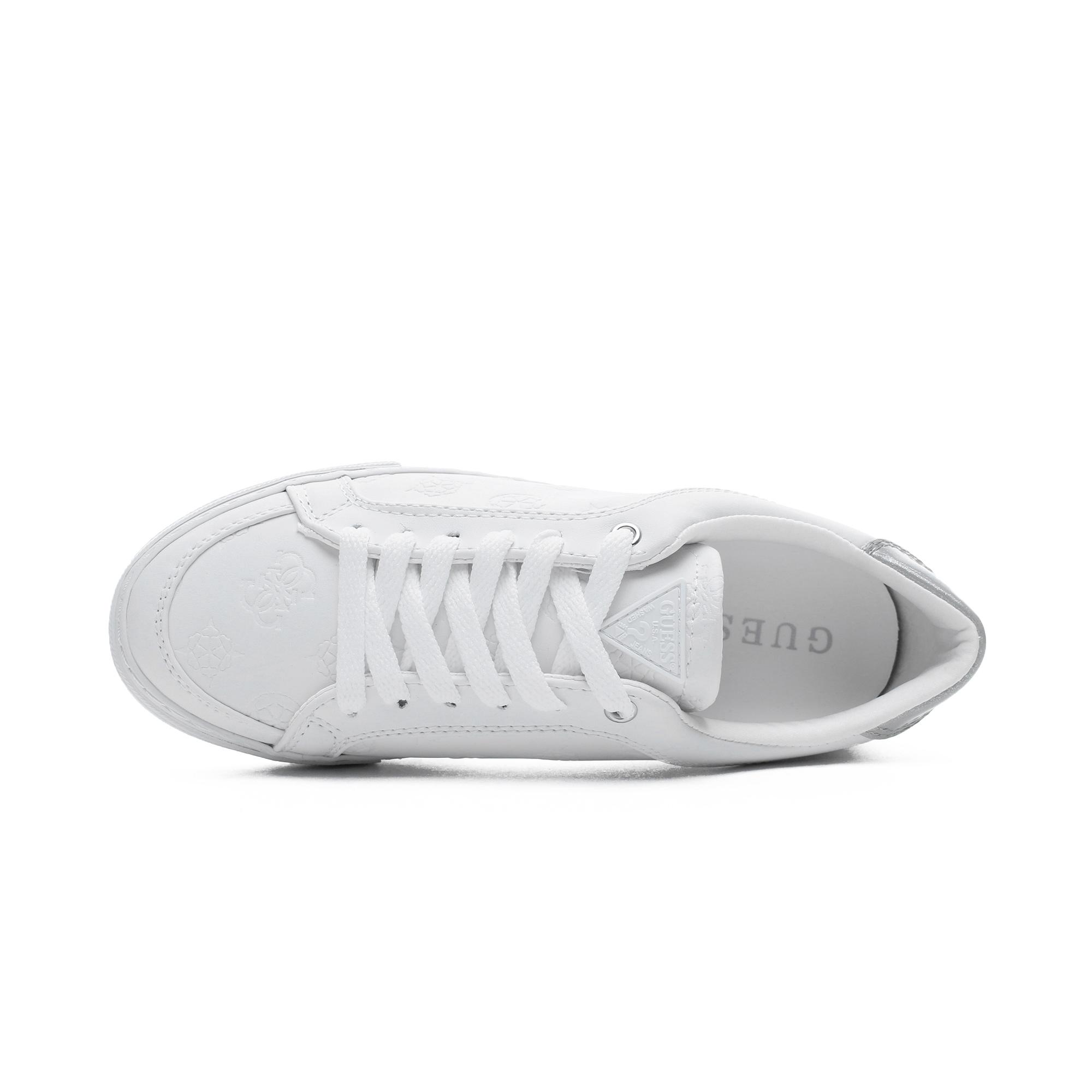 Guess Gransin Kadın Beyaz Spor Ayakkabı