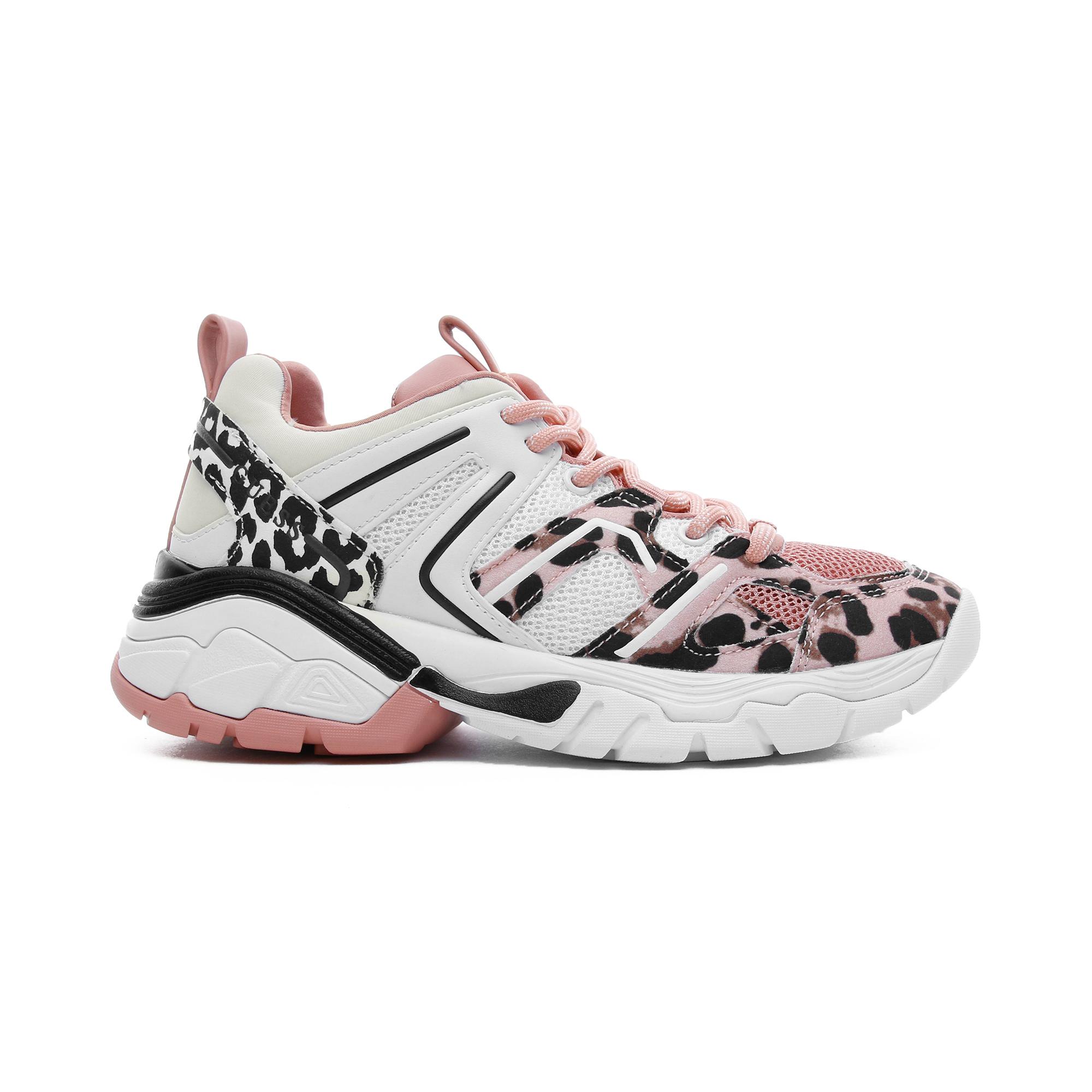 Guess Marlia Kadın Pembe Spor Ayakkabı