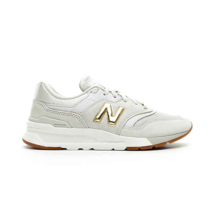 New Balance 997 Kadın Bej Spor Ayakkabı