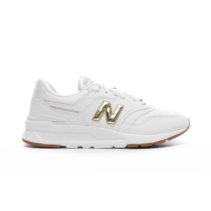 New Balance 997 Kadın Beyaz Spor Ayakkabı