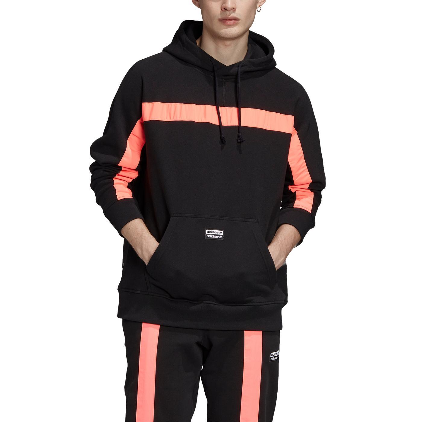 adidas FS OTH Erkek Siyah Sweatshirt