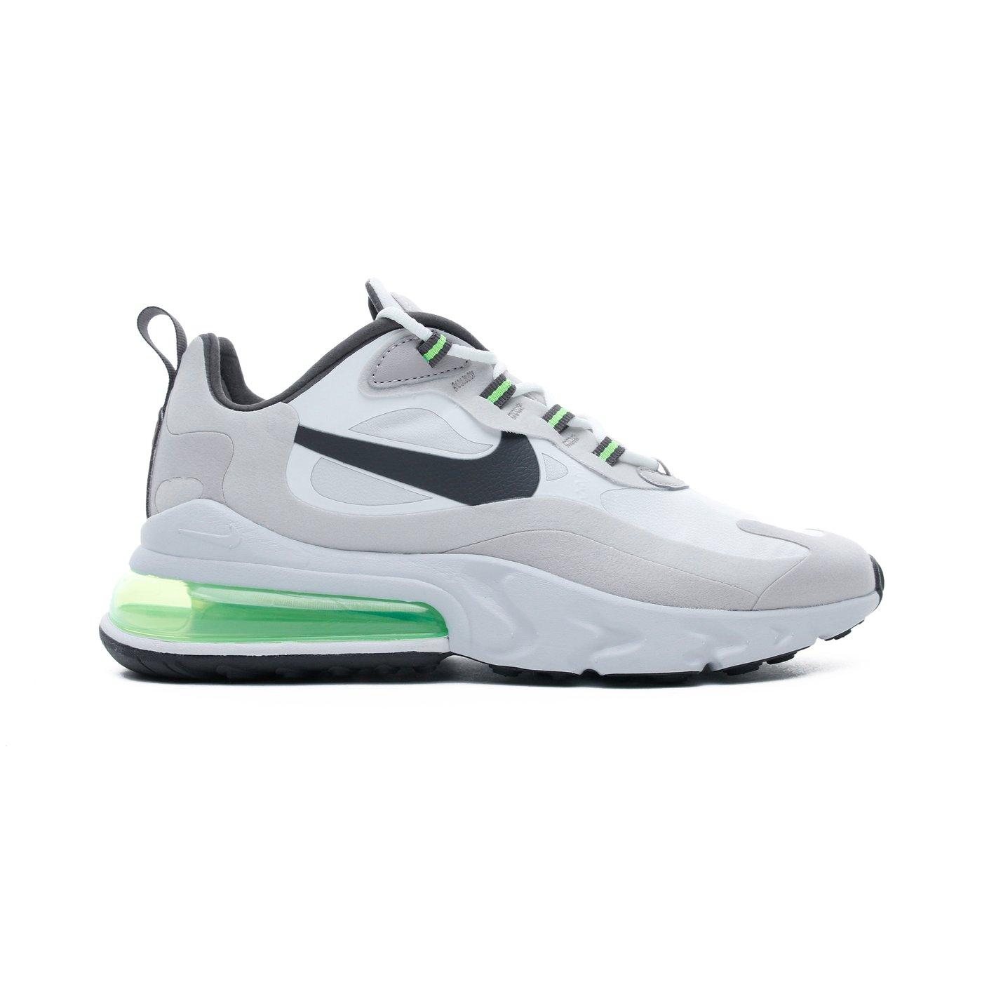 Nike Air Max 270 React Erkek Beyaz Spor Ayakkabı