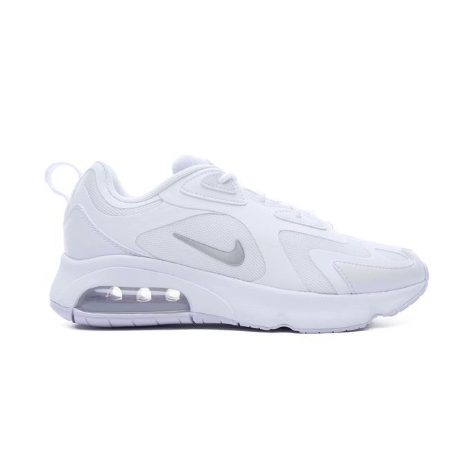 Nike Air Max 200 Kadın Beyaz Spor Ayakkabı