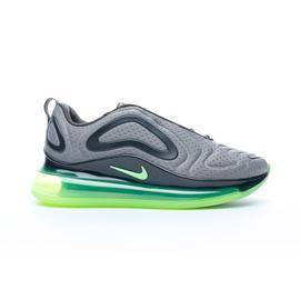 Nike Air Max 720 Mesh Erkek Gri-Yeşil Spor Ayakkabı