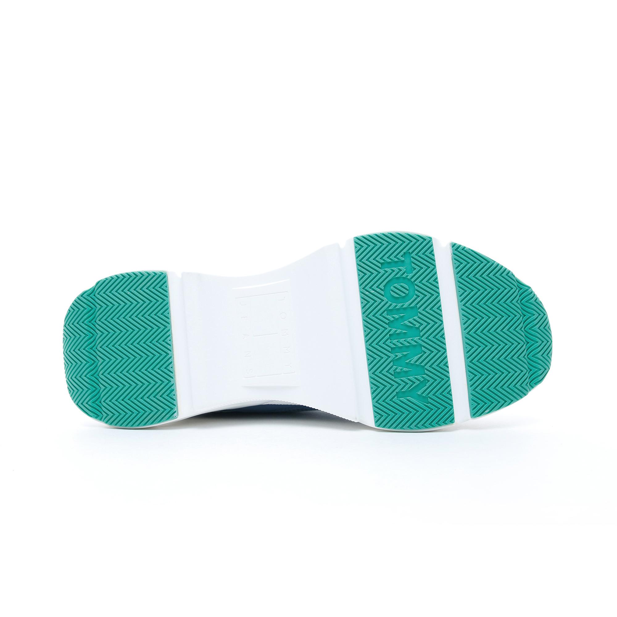 Tommy Hilfiger Fashion Chunky Erkek Lacivert Spor Ayakkabı