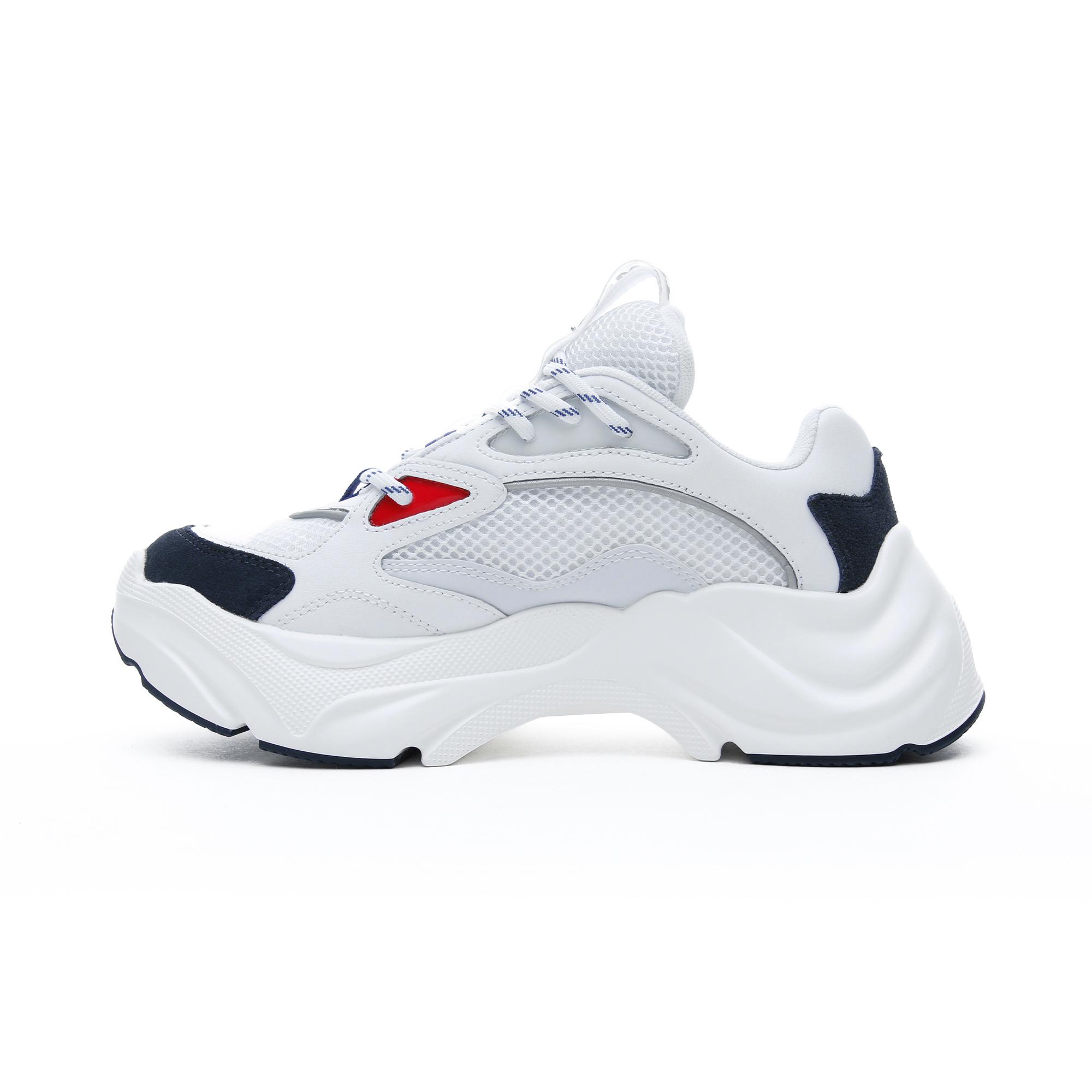 Tommy Hilfiger Fashion Chunky Kadın Beyaz Spor Ayakkabı