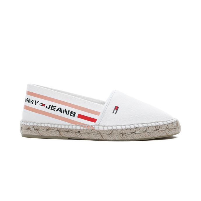 Tommy Hilfiger Kadın Beyaz Günlük Ayakkabı