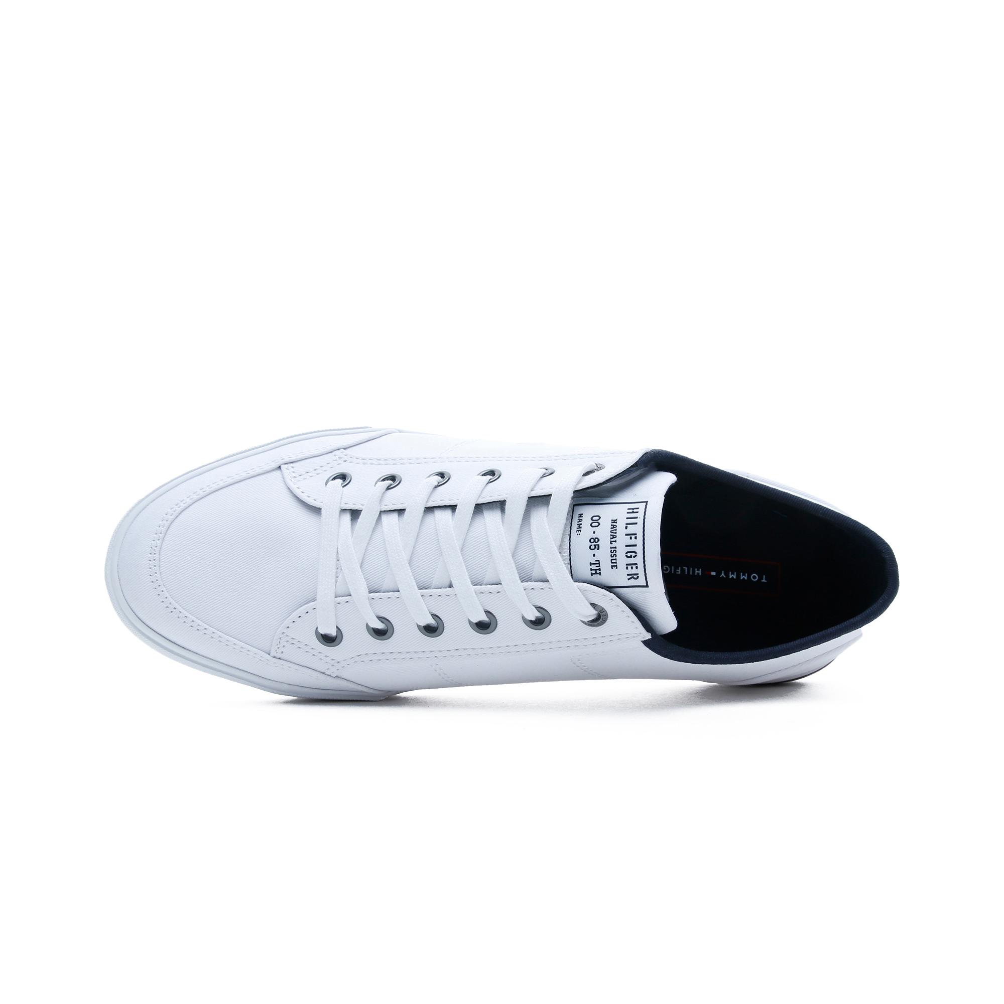 Tommy Hilfiger Core Erkek Beyaz Günlük Ayakkabı