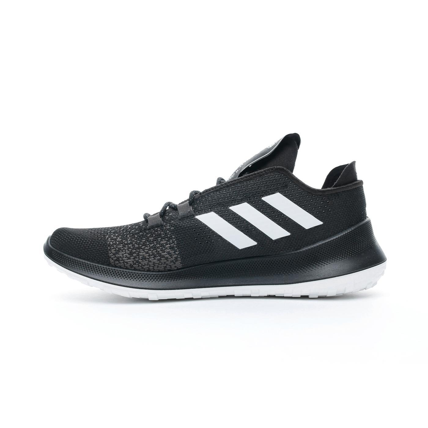 adidas SenseBounce + Ace Erkek Siyah Spor Ayakkabı
