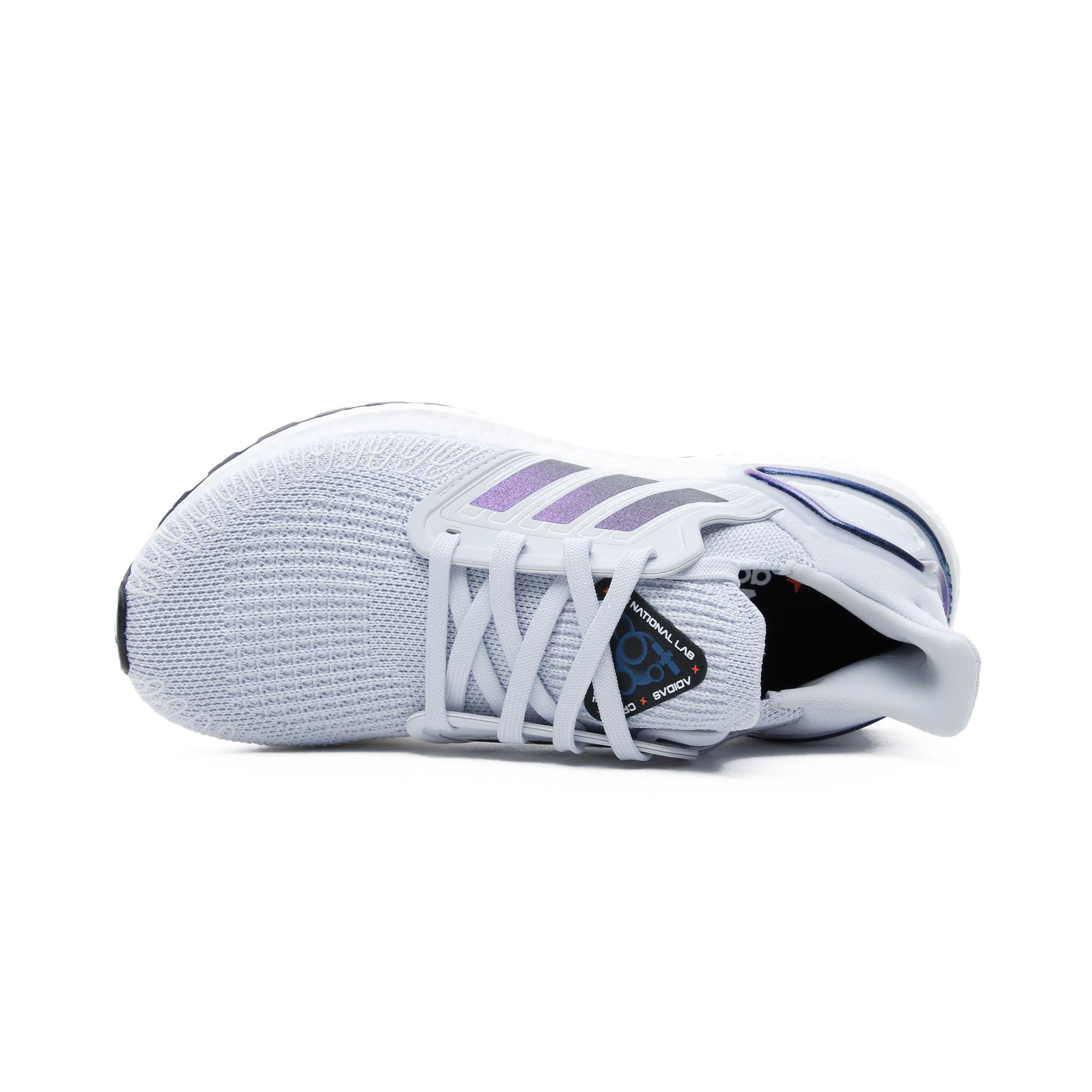 adidas Ultraboost 20 Kadın Beyaz Spor Ayakkabı