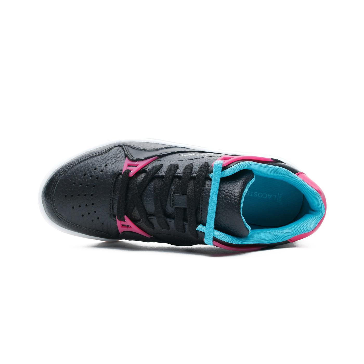 Lacoste Court Slam Kadın Siyah Spor Ayakkabı