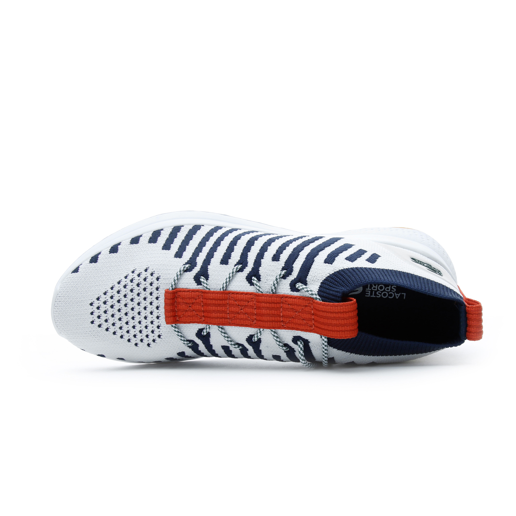 Lacoste Lt Fit-Flex Erkek Beyaz - Lacivert Spor Ayakkabı