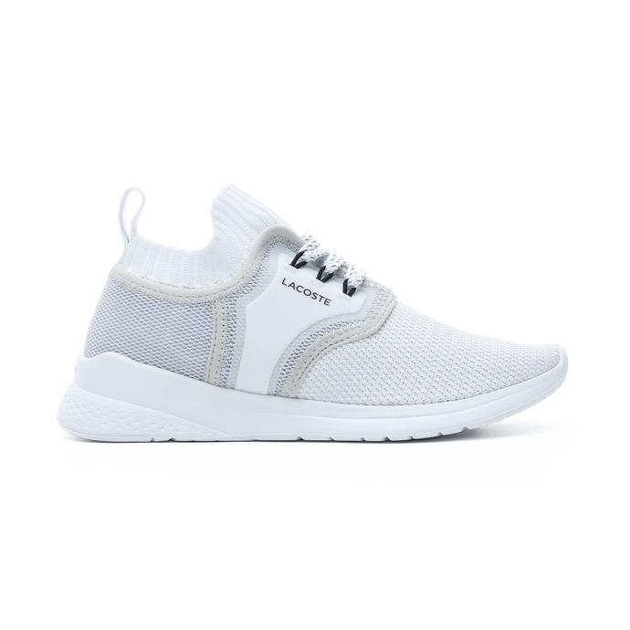 Lacoste Lt Sense Erkek Beyaz - Açık Gri Spor Ayakkabı