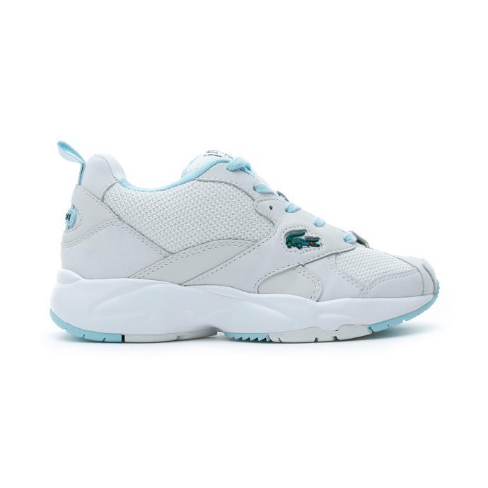 Lacoste Storm 96 120 1 Sfa Kadın Beyaz Spor Ayakkabı